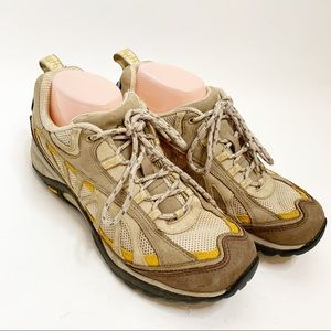Merrell Siren Ventilator Hiking Boots Yellow 9